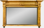 Regency Overmantel Mirror