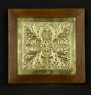 Arts & Crafts Keswick KSIA Brass Plaque Circa 1900