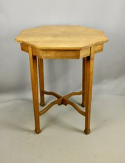 Arts & Crafts Oak Occasional Table c1910