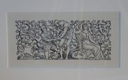 Arts & Crafts Walter Crane Faerie Queene Print