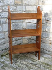Arts and Crafts Liberty Oak Sedley Bookcase
