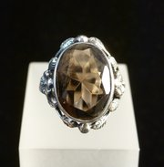B Instone Arts & Crafts Cairngorn Ring c1930