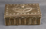 Goberg Arts & Crafts  Steel Box circa 1910