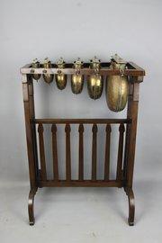 Goodyers Arts & Crafts Oak Marimba Glockenspiel