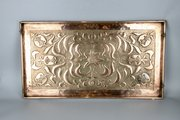 Keswick W H Mawson Arts & Crafts Copper Tray