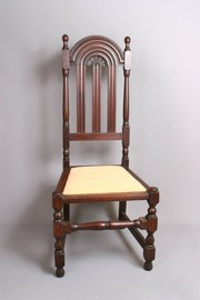 Liberty Arts Crafts The Lochleven Oak Chair