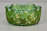 Loetz Art Nouveau Iridescent Glass Bowl c1900