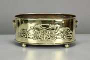 Margaret Gilmour Glasgow School Brass Planter 1910