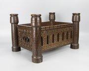 Victorian Gothic Oak Letter Box Tawstock Castle