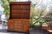 Antique 19thc Welsh Dresser c1830
