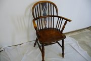 Antique Low back Windsor Chair c1830