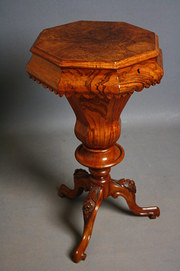 Victorian Work Table