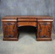 Early Victorian Mahogany Chiffonier / Sideboard