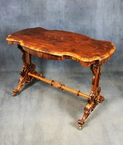Early Victorian Rosewood Table
