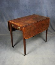 Georgian Mahogany Pembroke / Occasional Table