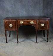Georgian Mahogany Sideboard / Server
