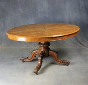 Pollard Oak Victorian Oval Breakfast / Dining Table