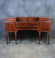 Regency Mahogany Scottish Sideboard