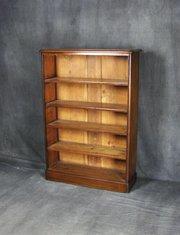 Small Victorian Mahogany Bookcase