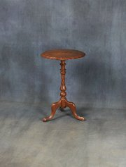 Victorian Walnut Occasional Table