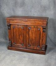 William IV Mahogany Chiffonier / Sideboard