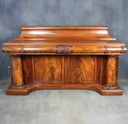 William IV Mahogany Sideboard / Server