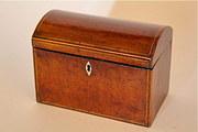 18th Century Domed Tea Caddy