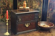 18th Century Oak Table Cabinet with Drawer V296