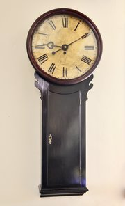 18th Century Tavern/Act of Parliament Clock U993