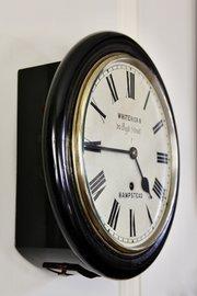 19th Century 10 Inch Dial Clock V230
