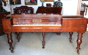 19th Century Collard & Collard Square Piano U643