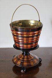 19th Century Dutch Tea Kettle Bucket V114