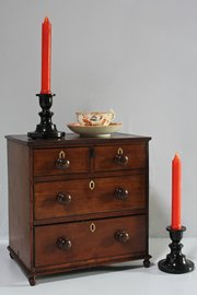 19th Century Miniature Chest of Drawers. U88