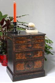 19th Century Miniature Chest of Drawers. U464
