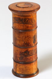 19th Century Spice Tower