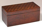 19th Century Tea Caddy. T673