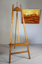 Antique Maple wood Artists Easel. T833