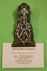 Brass Victorian Letter Clip
