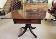 Early 19th Century Mahogany Pedestal Table V26