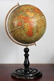 Geographia 10 inch Terrestrial Globe. U357