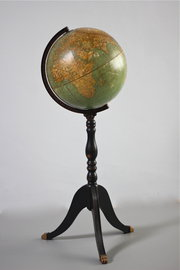 George F Cram Terrestrial Globe