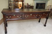 Late 17th Century Oak Dresser