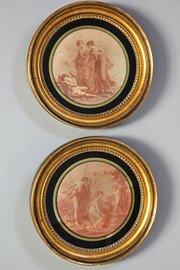 Pr 18th Century W. Wynne Ryland Prints. U248