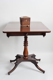 Regency Small Occasional Mahogany Table.