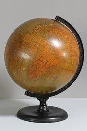 Terrestrial Globe by George F Cram. T736