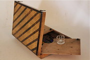 Victorian Artist's Paintbox with Fitted Interior