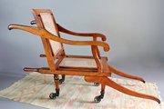 Victorian Bergere Sedan Chair. U361