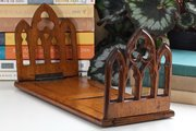 Victorian Gothic Oak Table Book Rest V113