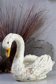 Vintage Composite model of Swan