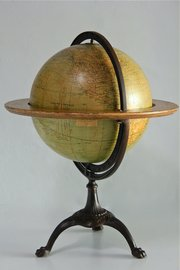Weber Costello Globe with Horizon Ring
